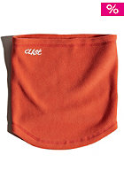 CLAST Fleece Neckwarmer red