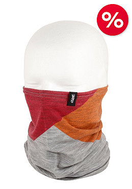 CLAST Merino Neckwarmer 2012 orange/heather