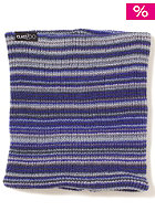 CLAST O'Brien Knitted Neckwarmer cobalt blue