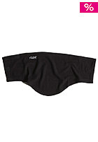 CLAST Reclosable Fleece Neckwarmer black