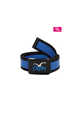 CLEPTOMANICX 2C C.I. Belt sport blue