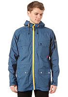 CLEPTOMANICX Aalj�ger Jacket captains blue