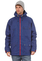 CLEPTOMANICX Aalj�ger Jacket soda blue