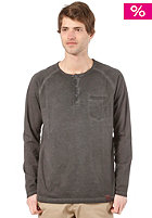 CLEPTOMANICX Ace 2 L/S Shirt dark gray