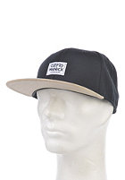 CLEPTOMANICX Badger Cap black