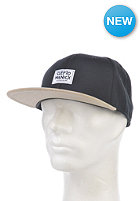CLEPTOMANICX Badger Cap black
