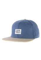 CLEPTOMANICX Badger Cap blue