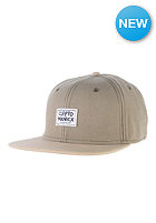 CLEPTOMANICX Badger Cap olive green