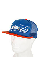 CLEPTOMANICX Barrio Cap orange