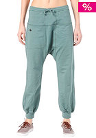 CLEPTOMANICX Bhumi Sweat Pant heather spruce green