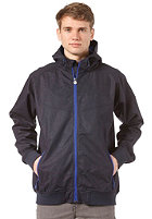 CLEPTOMANICX Burner Bonded Jacket dark navy