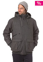CLEPTOMANICX C 4 Aal Jacket heather dark gray