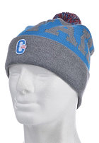 CLEPTOMANICX Captains Beanie heather gray