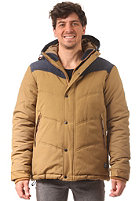CLEPTOMANICX CC Jacket peanut brown
