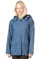 CLEPTOMANICX Chaching Jacket captains blue