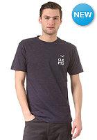 CLEPTOMANICX Ciche S/S T-Shirt navy