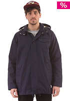 CLEPTOMANICX Commodore Coat dark navy