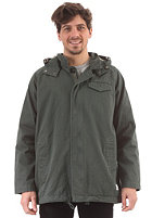 CLEPTOMANICX Commodore Coat olive green