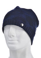 CLEPTOMANICX Copy Beanie dark navy
