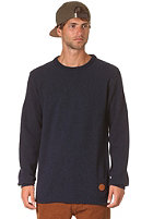 CLEPTOMANICX Dem Knit Sweat dark navy