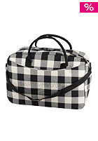 CLEPTOMANICX Donny Cotton Bag black/white