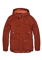 CLEPTOMANICX Doppla Coat 3.0 Jacket auburn