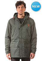 CLEPTOMANICX Doppla Coat 3.0 olive green