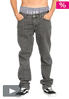 CLEPTOMANICX Exit Slim Pant dark gray