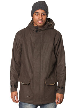 CLEPTOMANICX Farah Jacket dark olive