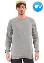 CLEPTOMANICX Flarry Sweatshirt heather gray