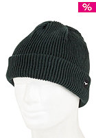 CLEPTOMANICX Flee Beanie dark green