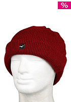 CLEPTOMANICX Flee Beanie dried tomato