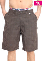 CLEPTOMANICX Fuscha Shorts brown