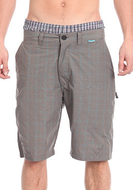 CLEPTOMANICX Fuscha Shorts gray