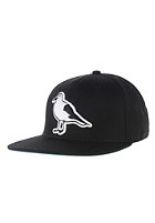 CLEPTOMANICX Gull Cap black