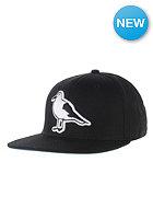 CLEPTOMANICX Gull Cap black