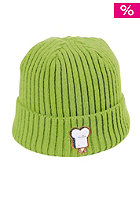 CLEPTOMANICX Hafen Toast Beanie acid yellow
