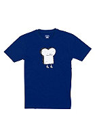 CLEPTOMANICX Kids Toast S/S T-Shirt soda blue