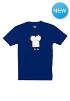 CLEPTOMANICX Kids Toast S/S T-Shirt soda blue