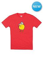 CLEPTOMANICX Kids Zitrone S/S T-Shirt red
