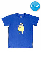 CLEPTOMANICX Kids Zitrone S/S T-Shirt soda blue