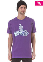 CLEPTOMANICX Komb�se S/S T-Shirt purple