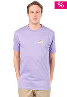CLEPTOMANICX Lakai S/S T-Shirt aster purple