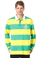 CLEPTOMANICX Lemon L/S Shirt jolly green