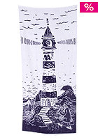 CLEPTOMANICX Leuchtturm Towel navy/white