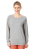 CLEPTOMANICX Lodato Melange L/S Shirt heather gray