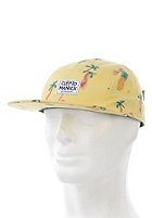 CLEPTOMANICX Logic Printed Cap dusky lemon