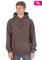 CLEPTOMANICX Mowe Hooded Sweat heather brown
