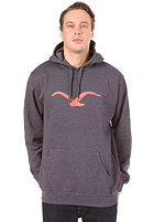 CLEPTOMANICX Mowe Hooded Sweat heather dark navy