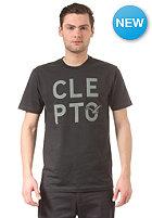 CLEPTOMANICX Mowe Type S/S T-Shirt pirate black
